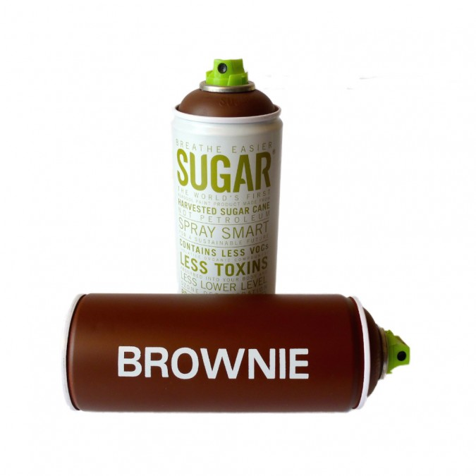 SUGAR - BROWNIE