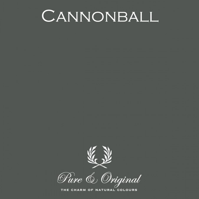 Wall Prim - Cannonball