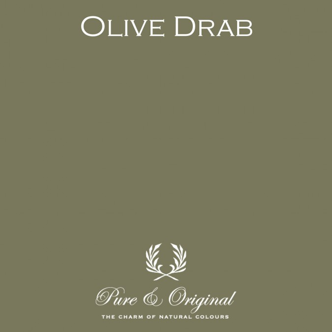 Marrakech - Olive Drab